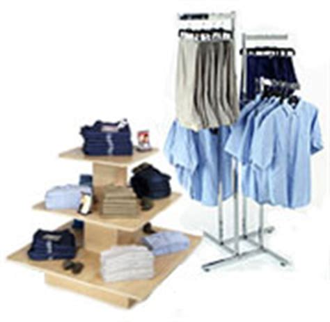 Clothing Display Racks For Trade Shows by Displays2go Display Products Pos Retail Fixtures