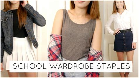 what to wear to the what to wear to school 6