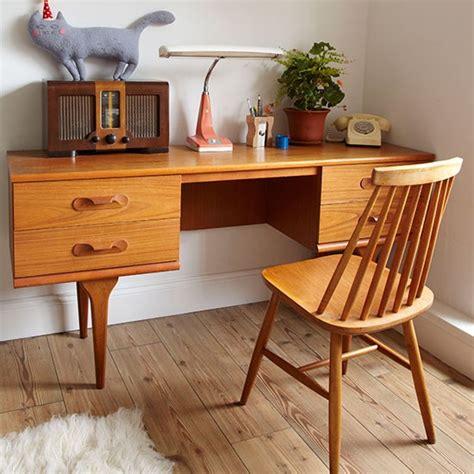 vintage home office desk retro home office home office decorating housetohome co uk