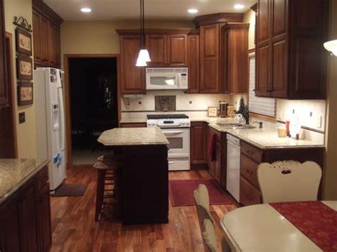 kitchen remodel oak cabinets white appliances cherry cabinets white appliances have white appliances
