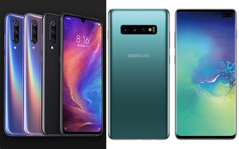 Samsung Galaxy S10 Vs S 10 Plus by 2019 Flagship Samsung Galaxy S10 Plus Vs Xiaomi Mi 9 Gearopen