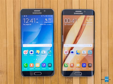 samsung galaxy note5 s6 s6 edge and s6 edge might soon get a major update android 6 0