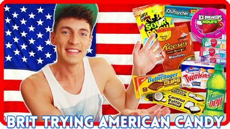 www americanbest com trying american candy doug armstrong youtube