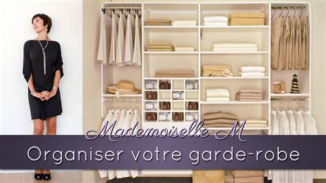 garde robe 3 astuces pour organiser votre garde robe