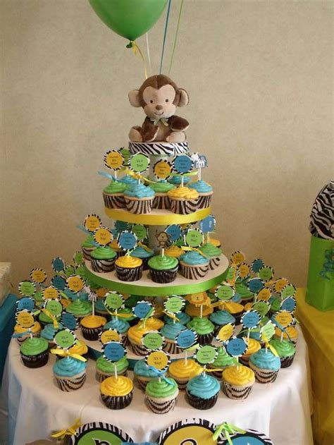 Safari Jungle Baby Shower Decorations by 25 Best Ideas About Jungle Baby Showers On