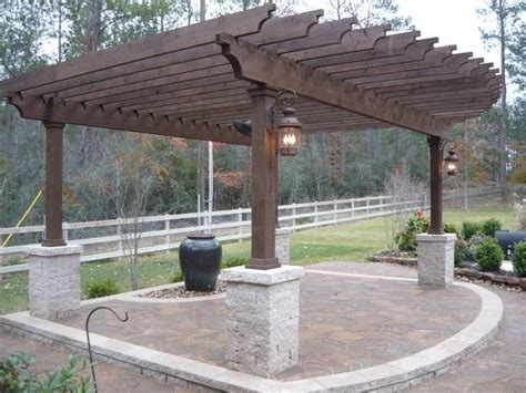 1000 Images About Pergolas And Arbors On Pinterest The Pergola Post Base