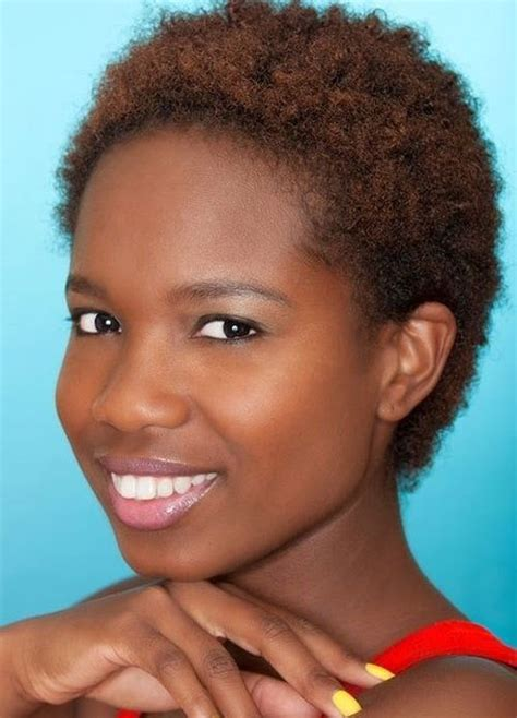 pictures of natural hairstyles for older african american women african american short hairstyles black women short