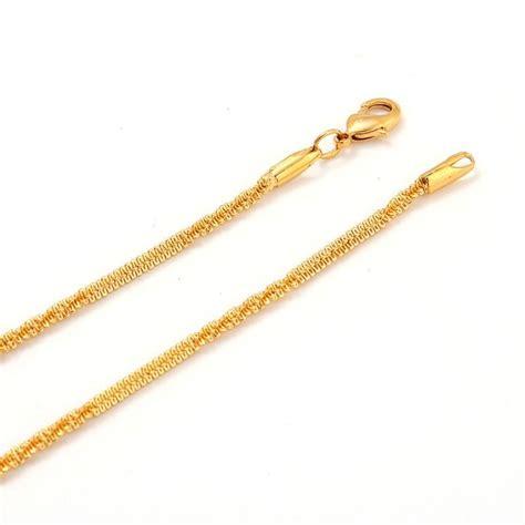 cadena de oro de 100 gramos precio cadena oro laminado 10k 22 pulgadas x 2mm 8 3 gramos
