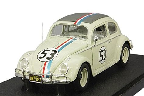 Wheels Elite 1 18 Scale Herbie From Herbie Goes To Monte Carlo V wheels elite heritage herbie the bug vehicle 1 18 scale wantitall