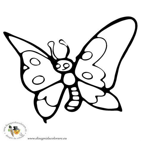 fiori e farfalle disegni disegno di farfalla vola su un fiore da colorare disegni