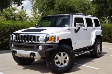 hummer jeep white 2016 hummer h3 price redesign specs pics