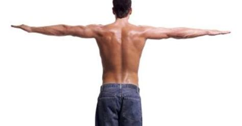 atrophy exercises the human back and glutes