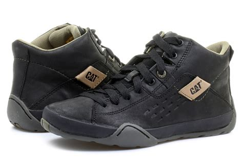 cat sneakers cat shoes downforce mid 710217 blk shop for