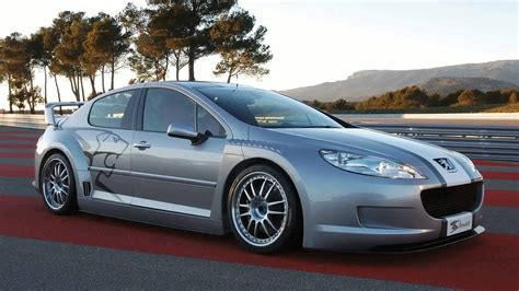 Peugeot 407 Tuning Youtube
