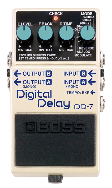 Ibanez Delay Lab Effect Pedal ibanez the pedal lab