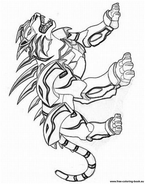 bakugan coloring pages online coloring pages bakugan battle brawlers printable