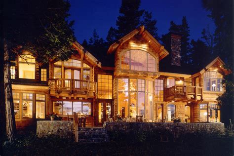 Cottages House Plans by Mountain Architects Hendricks Architecture Idaho Timber