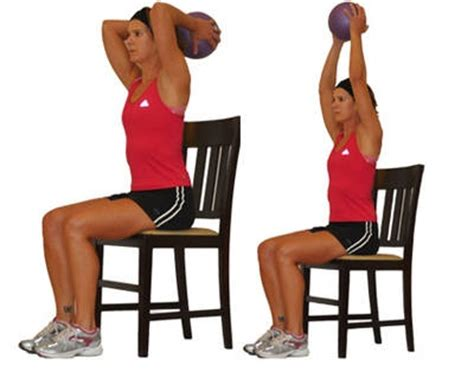medicine chair exercises 14 unique medicine exercises to work your and