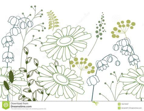 fiori stilizzati giapponesi priorit 224 bassa senza giunte con i fiori stilizzati