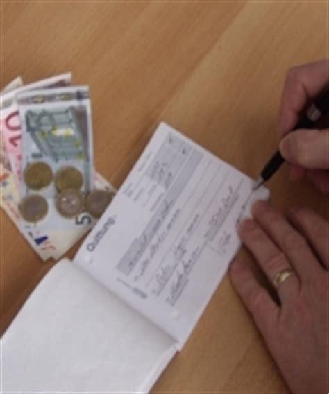Kleinunternehmer Rechnung Notwendig Rechnung