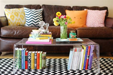 how to be the cool way books easy and creative ways to decorate your home with books