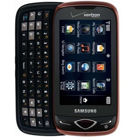 samsung reality sch  red fair  page  slider phone  sale