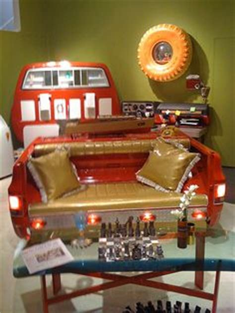 truck couch 1000 images about tail gate furniture on pinterest