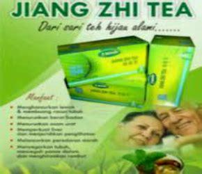Jiang Zhi Tea obat herbal alami tanpa efek sing tiens niotolovo