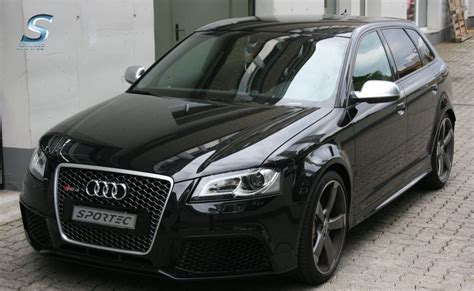 Audi Rs3 Leistung by Sportec Releases Audi Rs3 Performance Upgrades