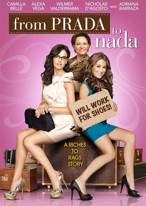 film romance fille from prada to nada dvd release date may 3 2011
