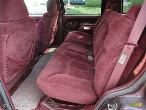 interior 1996 chevrolet tahoe ls 4x4 photo 53349763