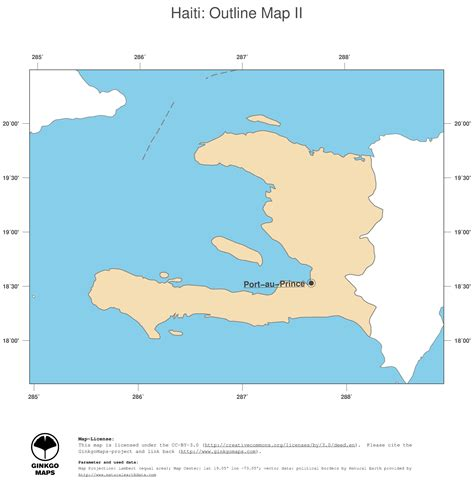 america map haiti map haiti ginkgomaps continent south america region haiti