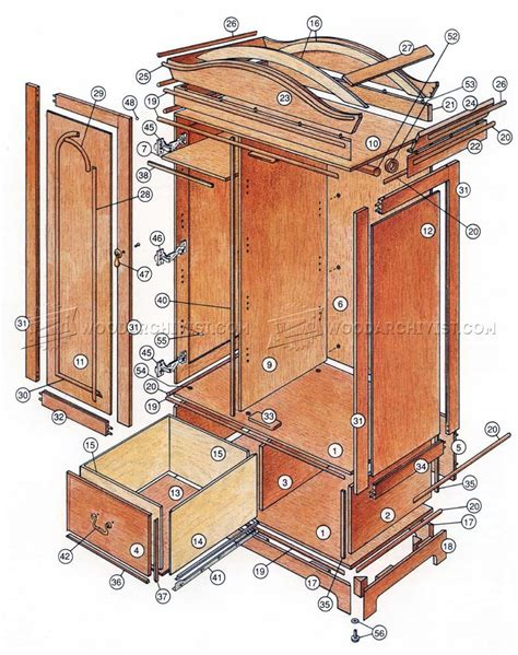 armoire plans free armoire woodworking plans 28 images free wooden