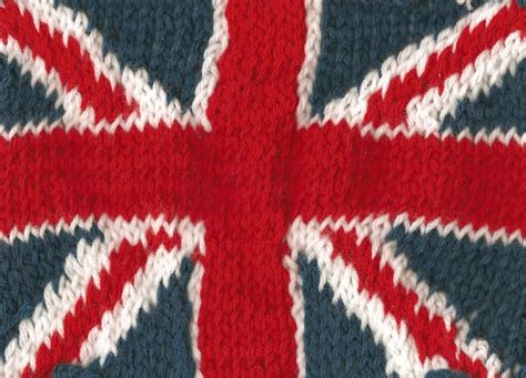 crochet pattern union jack knit crochet craft yarn bombing