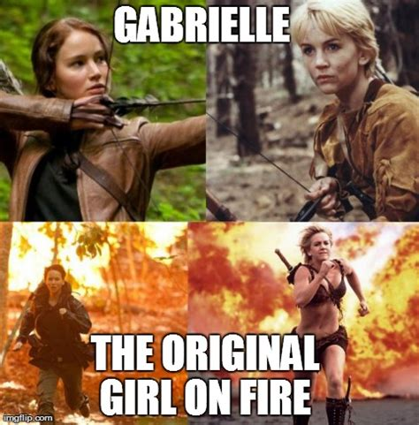This Girl Is On Fire Meme - this girl is on fire imgflip