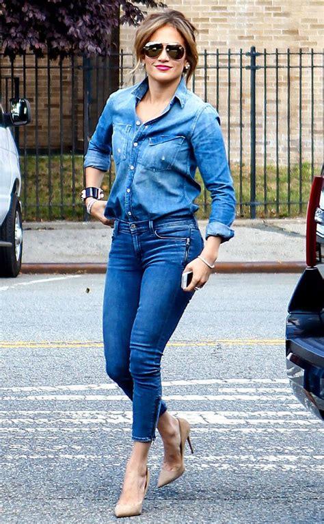jean outfits on pinterest denim total look denim sopra denim tendenza estate 2015