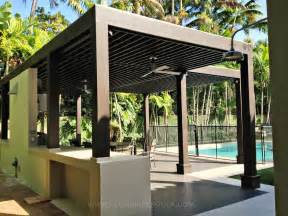 Modern Pergola Kit by Florida Pergola Specializing In Landscape Structures