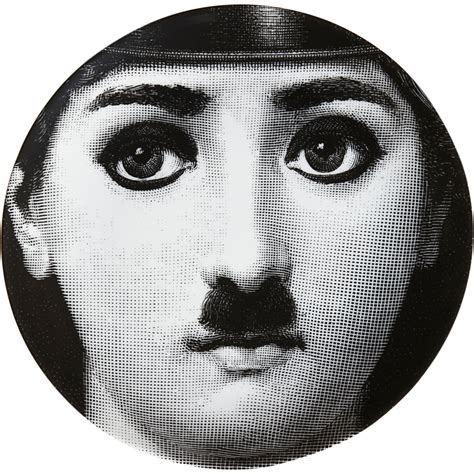 Fornasetti Teller by Barney S Mauries Fornasetti Just A