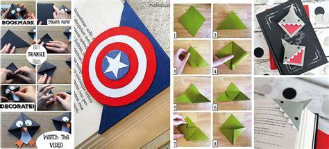 imagenes geniales de libros 10 geniales ideas diy de separadores de papel para tus