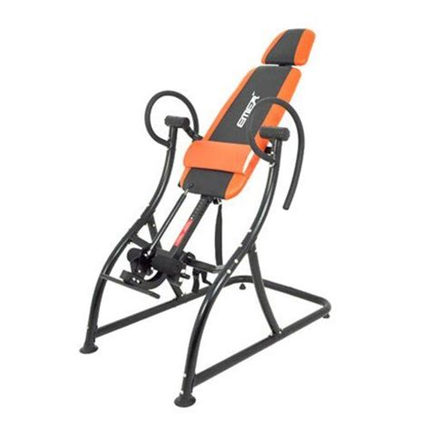 emer premium gravity back therapy fitness exercise inversion table invr 06b on http