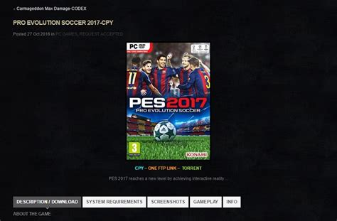 Pes Mba Review by Only Pes 2014 3dm