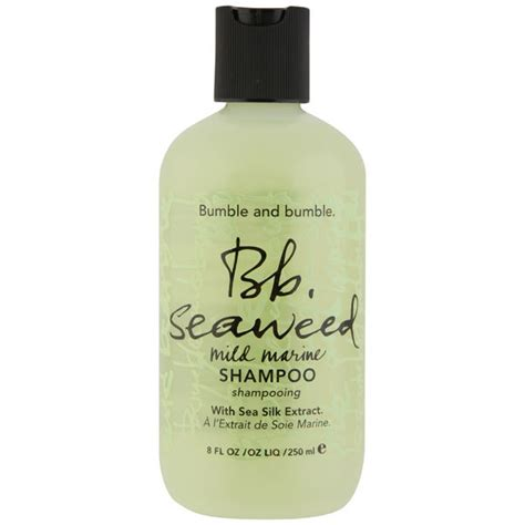 bumble and bumble seaweed shoo 250ml boots bumble and bumble seaweed shoo 250ml free shipping