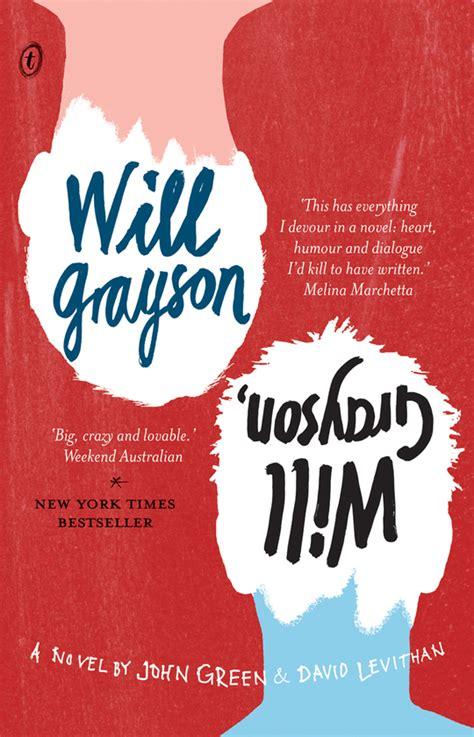 will grayson will grayson text publishing will grayson will grayson book by john green and