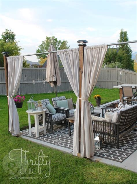 Screen Ideas For Backyard Privacy by 17 Best Ideas About Outdoor Privacy Screens On