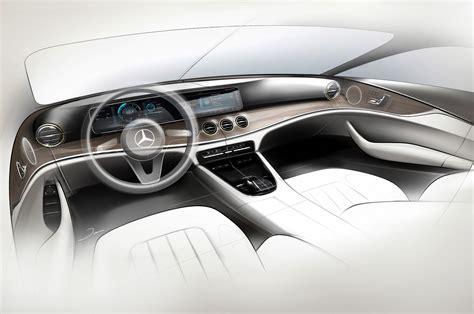 mercedes benz e class interior 2017 mercedes benz e class 12 interior design features