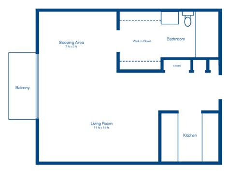 bachelor apartment floor plan apartments close to carleton university downtown ottawa