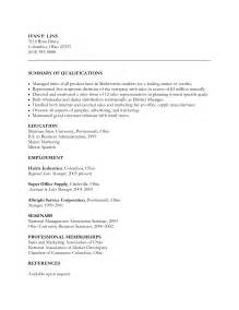 Salesperson Resume Sle by Kds Auto Sales Ii White