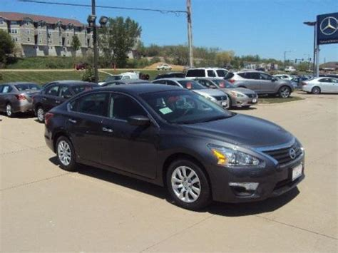 nissan altima in metallic slate kbc from 2013 2013 17