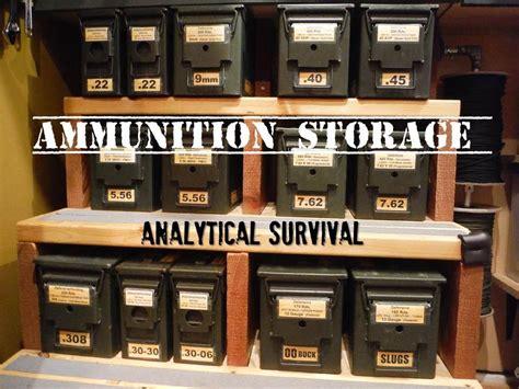 ammo storage ammunition storage youtube