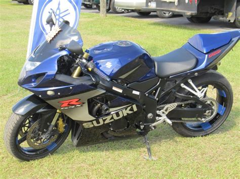 2005 Suzuki 750 Gsxr For Sale 2005 Suzuki Gsxr 750 Sportbike For Sale On 2040motos